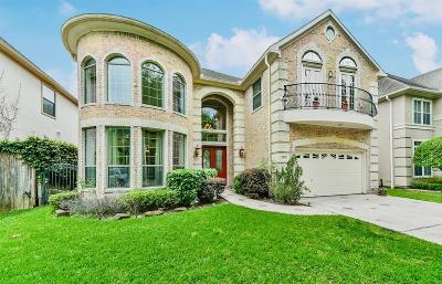 Bellaire Single Family Home For Sale: 1115 Howard Lane