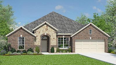 Humble Single Family Home For Sale: 12011 Allington Cove