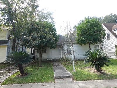 Houston Multi Family Home For Sale: 4434 Coyle Street