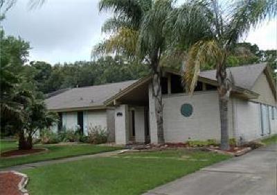 Single Family Home For Sale: 18606 Martinique Drive