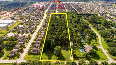 Katy Residential Lots & Land For Sale: 3127 Greenbusch Road
