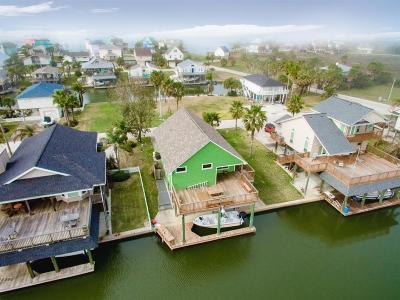 Galveston Single Family Home For Sale: 22811 Lunes