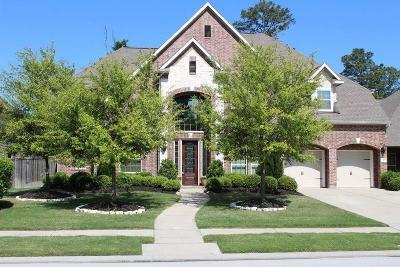 Cypress Single Family Home For Sale: 13646 Oak Lake Bend