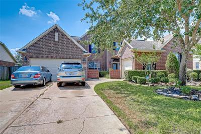Richmond Single Family Home For Sale: 8110 Prairie Sage Drive