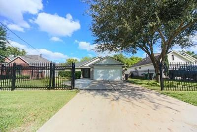 Houston Single Family Home For Sale: 14815 Caradine Street