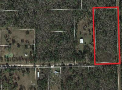 Liberty Residential Lots & Land For Sale: County Road 126