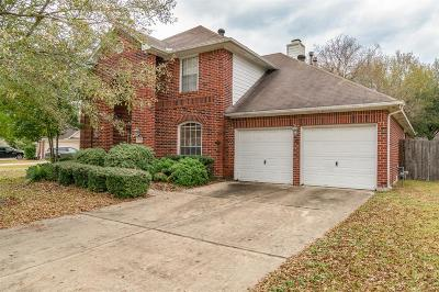 Houston Single Family Home For Sale: 10410 Lark Ridge