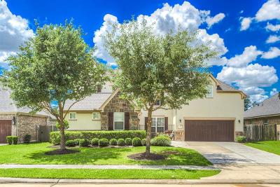 Spring Single Family Home For Sale: 5819 Fulton Point Drive