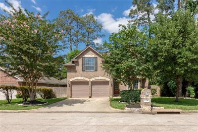 Montgomery Single Family Home For Sale: 12526 Lake Shore Drive