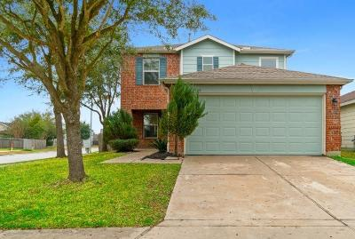 Tomball Single Family Home For Sale: 11138 Tea Leaf Drive