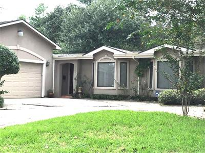 Harris County Single Family Home For Sale: 12814 Hansel Lane