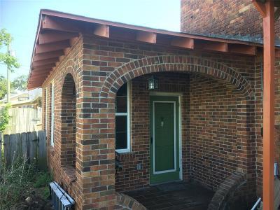 Galveston Rental For Rent: 5027 Avenue O1/2