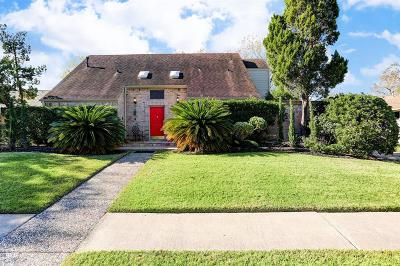 Houston Single Family Home For Sale: 15170 Diana Lane