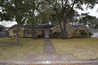 Houston TX Single Family Home For Sale: $700,000