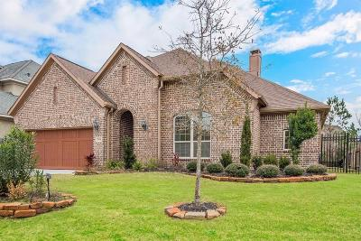 Houston Single Family Home For Sale: 1314 Kensington Way
