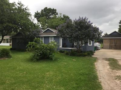 Alvin Single Family Home For Sale: 10570 County Road 583