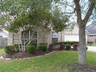 Pearland Single Family Home For Sale: 7613 Misty Lake Lane