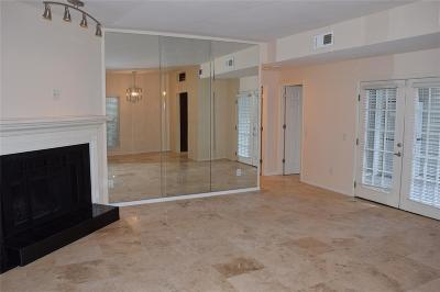 Houston Condo/Townhouse For Sale: 9809 Richmond Avenue #H12