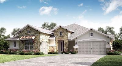 Harris County Single Family Home For Sale: 15222 Thompson Ridge Drive