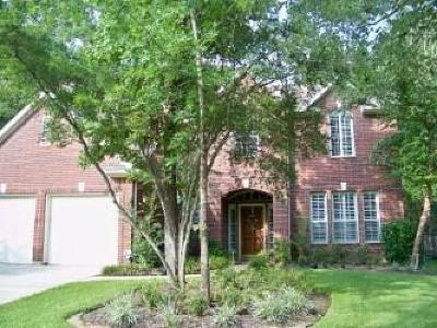 The Woodlands TX Single Family Home For Sale: $325,000