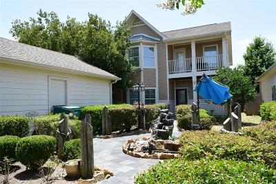 Willis Single Family Home For Sale: 10893 S Lake Mist Lane