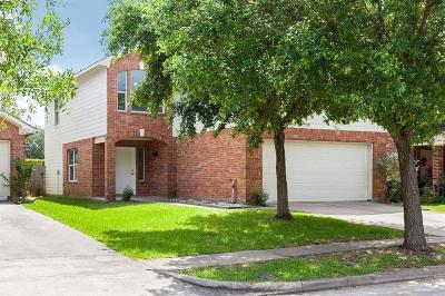 Houston Single Family Home For Sale: 8730 Tartan Walk Lane
