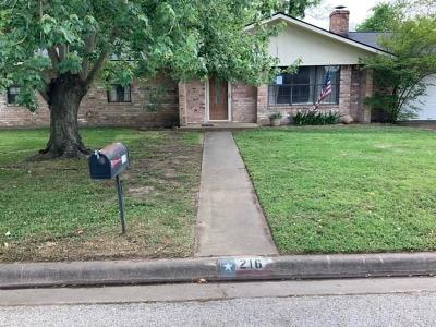 Austin County Single Family Home For Sale: 216 Meadow Lane