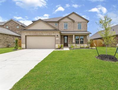 Missouri City Single Family Home For Sale: 3731 Siderno Drive