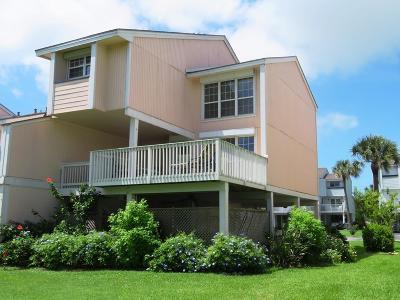 Galveston Condo/Townhouse For Sale: 404 Jean Lafitte Cv