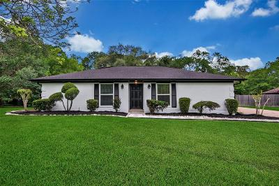 Friendswood Single Family Home For Sale: 412 Colonial Drive