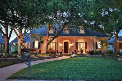 Houston Single Family Home For Sale: 8 Lakeview Place