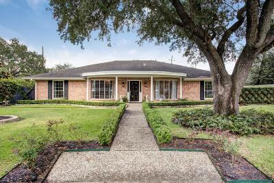 Houston Single Family Home For Sale: 6202 Holly Springs Drive