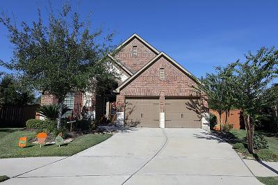 Richmond Single Family Home For Sale: 17642 Quiet Shores Drive