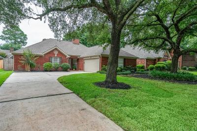 Tomball Single Family Home For Sale: 16410 Avenfield Road