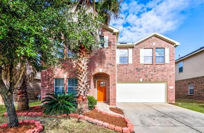 Katy Single Family Home For Sale: 24114 Courtland Oaks Street