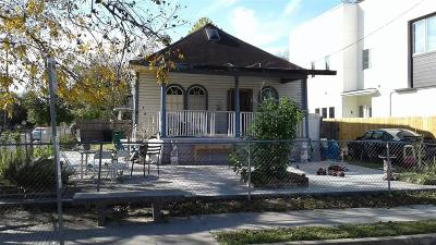 Houston Single Family Home For Sale: 1515 Egypt Street