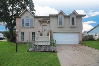 League City Single Family Home For Sale: 2801 Custer Drive