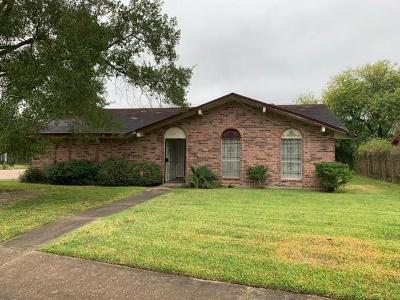 Galveston County, Harris County Single Family Home For Sale: 9750 Guest Street