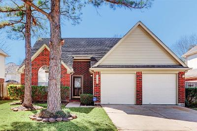 Sugar Land Single Family Home For Sale: 16430 Dawncrest Way