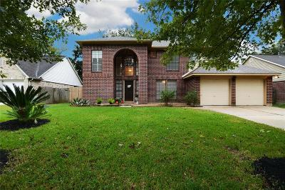 Spring Single Family Home For Sale: 2506 Shady Bayou Lane