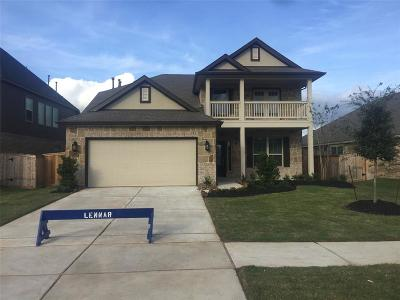 Fort Bend County Single Family Home For Sale: 23326 Darst Field Trail
