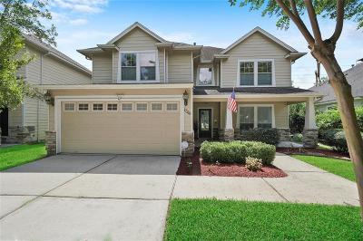 Humble Single Family Home For Sale: 17210 Kobuk Valley Circle
