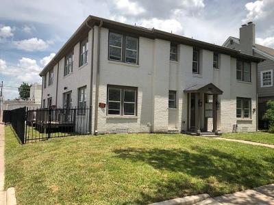 Rental For Rent: 1660 Hawthorne Street #5