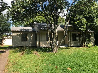 Texas City Single Family Home For Sale: 1509 13th Street N