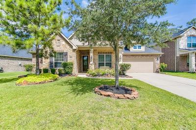 Humble TX Single Family Home For Sale: $365,000