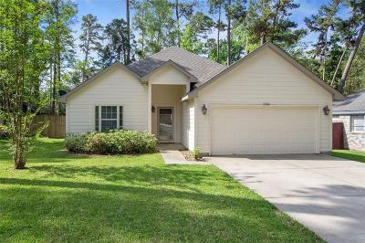 Willis Single Family Home For Sale: 13921 Dolphin Drive