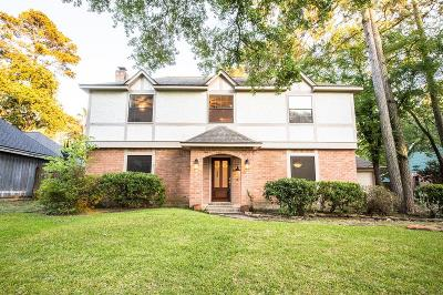 Spring Single Family Home For Sale: 539 Enchanted Hollow Drive