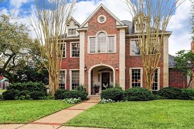 Bellaire Single Family Home For Sale: 4501 Pine Street