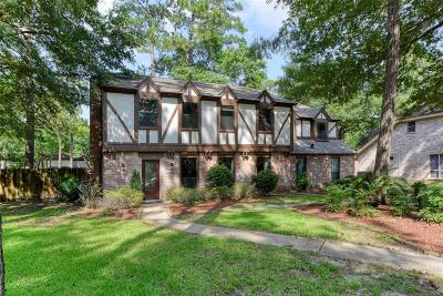 Spring Single Family Home For Sale: 17914 Mahogany Forest Drive