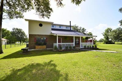 Alvin Single Family Home For Sale: 5325 Boreas Drive